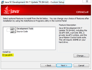 Java JDK Installation