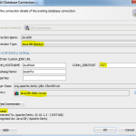 Soa12c – Creating DB Connection in JDeveloper to JavaDB