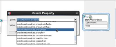 Proxy Configuration